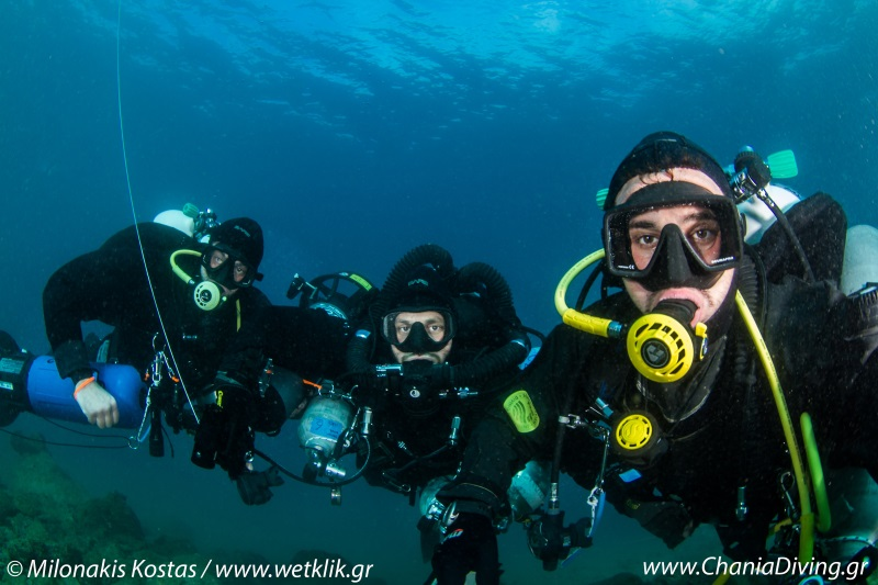 Four Dives (Two Days)